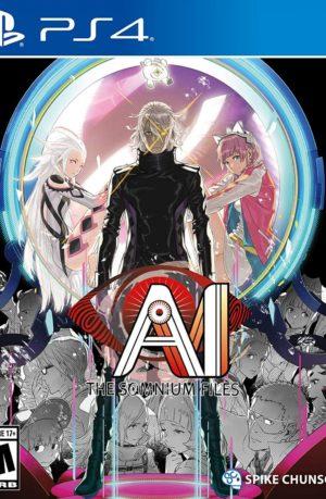 AI Somnium Files Edicion Coleccionista PS4