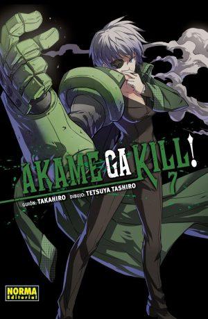 Akame ga Kill! Manga 07