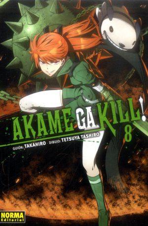 Akame ga Kill! Manga 08