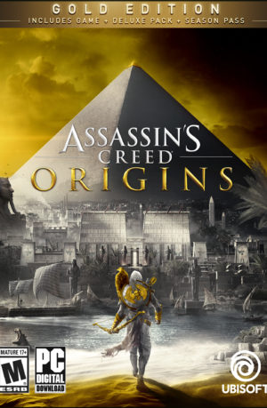 Assassin's Creed Origins Gold Edition PC