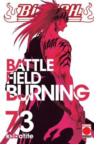 Bleach manga Tomo 73