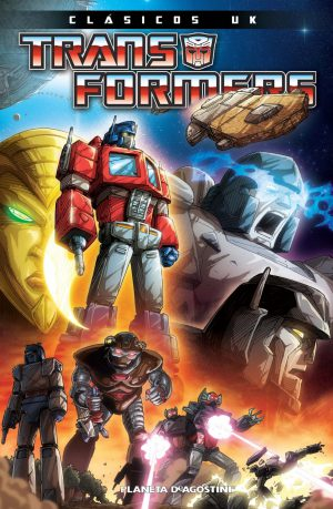 Transformers Marvel UK