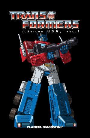 Transformers Marvel USA