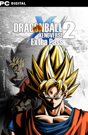 Dragon Ball Xenoverse 2 Extra Pass DLC PC Descargar