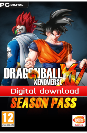 Dragon Ball Xenoverse Season Pass DLC PC Descargar