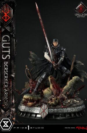 Estatua Berserk Guts Berserker Armor