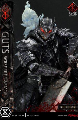 Estatua Berserk Guts Berserker Armor Rage Edition