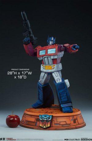 Estatua Transformers G1 Optimus Prime