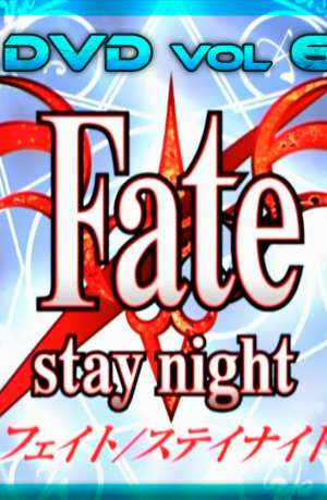 Fate/stay night DVD vol6