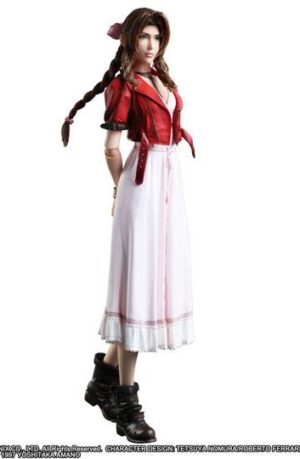 Figura Aerith Gainsborough Final Fantasy VII Remake