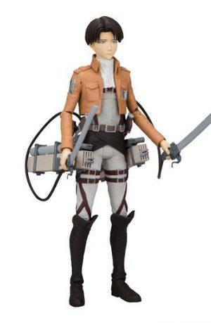 Figura Attack on Titan Levi Ackerman 18 cm
