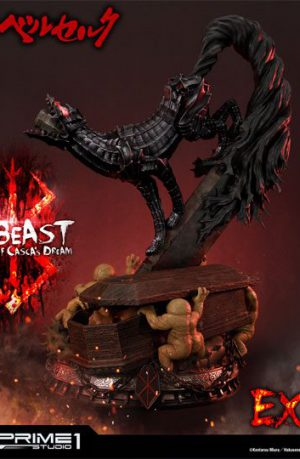 Figura Berserk Beast Of Casca's Dream y Exclusive 65 cm Surtido