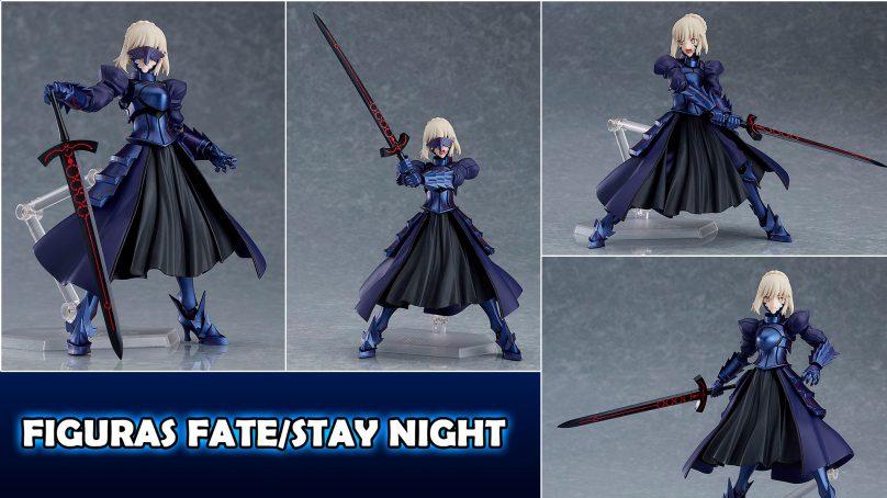 Figura Fate Stay Night Figma Saber Alter 2.0
