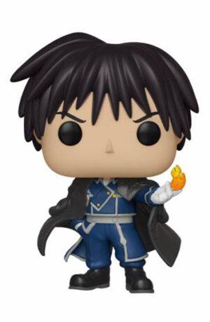 Figura Fullmetal Alchemist Roy Mustang POP!
