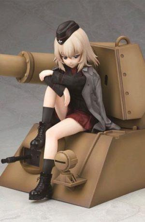 Figura Girls und Panzer das Finale Erika