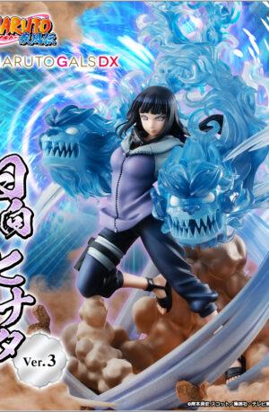 Figura Naruto Hinata Gals