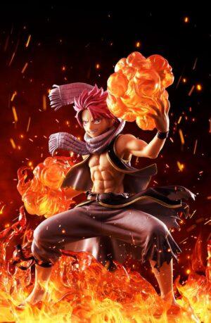 Figura Natsu Dragneel Fairy Tail