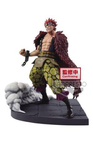 Figura One Piece Eustass Kid Log File