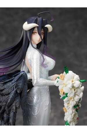 Figura Overlord III Albedo Wedding Dress Version 23 cm