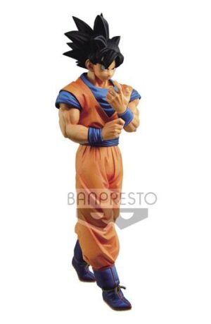 Figura Son Goku Solid Edge