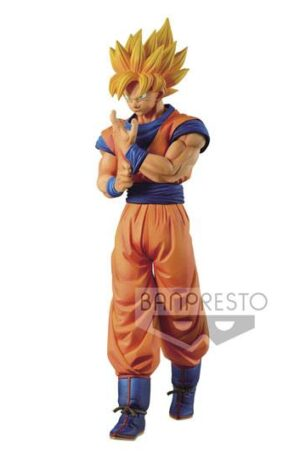 Figura Super Saiyan Son Goku Solid
