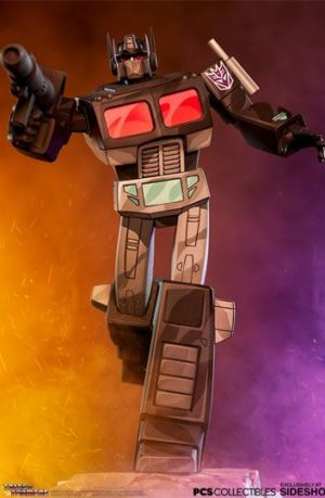 Figura Transformers Nemesis Prime 25 cm