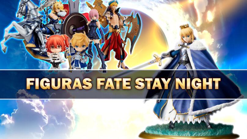 Figuras Fate stay night