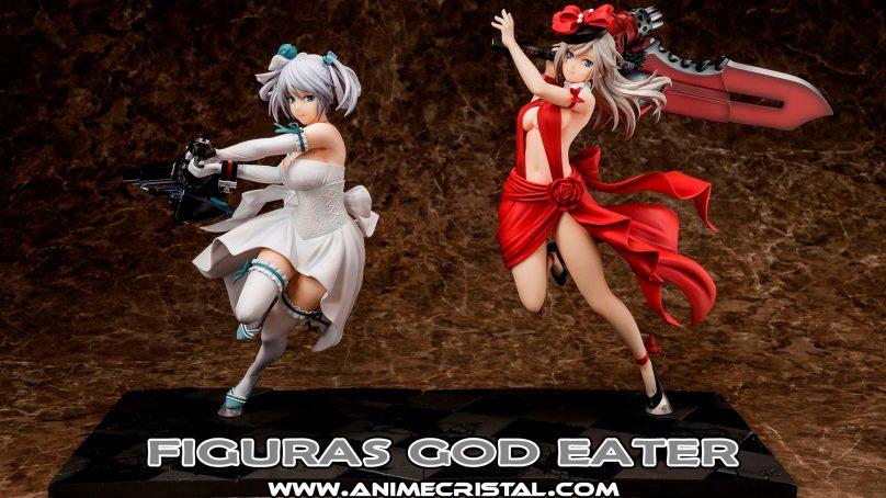 God Eater Figuras
