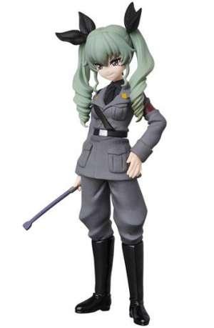 Girls und Panzer das Finale Minifigura UDF Anchovy 01