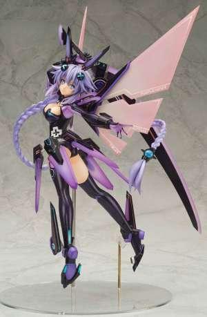 Hyperdimension Neptunia Figura Purple Heart 35 cm 04