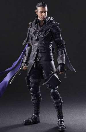 Kingsglaive Final Fantasy XV Play Arts Kai Figura Nyx Ulric 01
