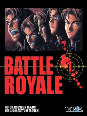 Manga Battle Royale