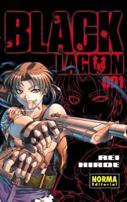 Black Lagoon Manga