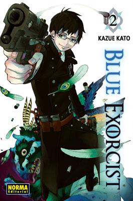 Blue Exorcist manga tomo 2