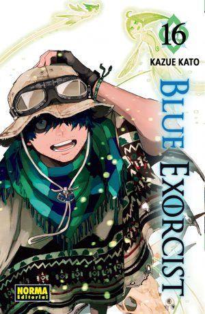 Blue Exorcist manga tomo 16