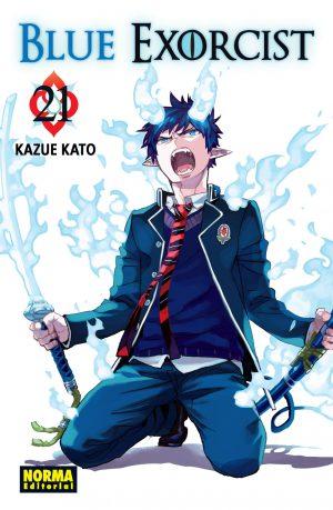 Blue Exorcist manga tomo 21