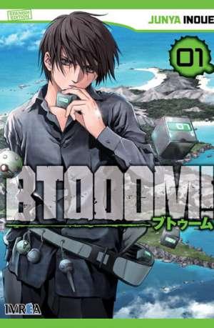 Manga Btooom!
