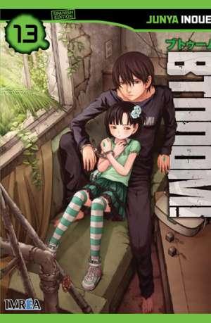 Btooom! manga tomo 13