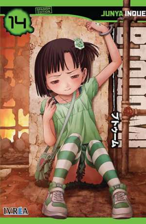 Btooom! manga tomo 14