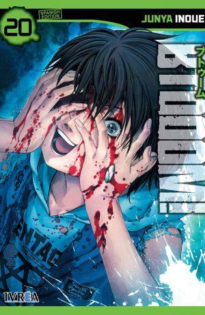 Btooom! manga tomo 20