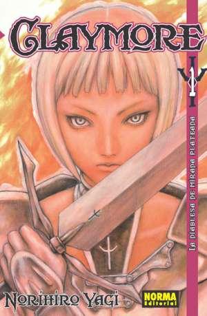 Claymore Manga