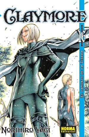 Claymore manga tomo 16