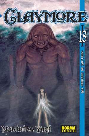 Claymore manga tomo 18