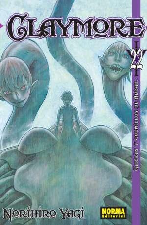 Claymore manga tomo 22