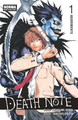 Death Note Manga