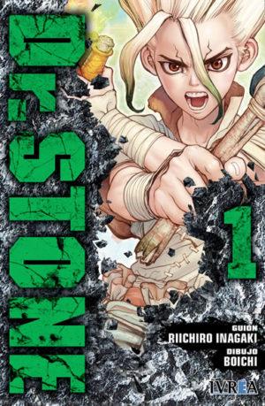 Manga Dr Stone