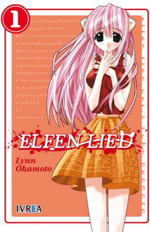 Elfen Lied manga tomo 1