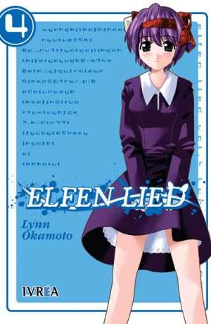 Elfen Lied manga tomo 4