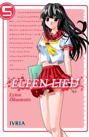 Elfen Lied manga tomo 5
