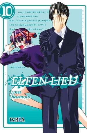 Elfen Lied manga tomo 10